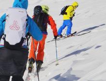 Skitourengehen boomt