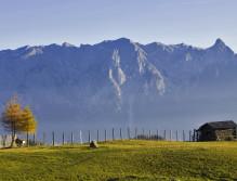 Blick auf das Tennengebirge.