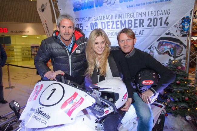 Michael KONSEL, Larissa MAROLT, Andreas WERNIG