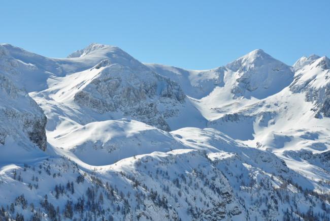 Winterwunderland Obertauern