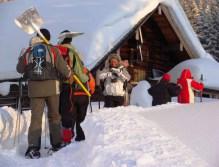 Zurück zur Alpin Hüttn