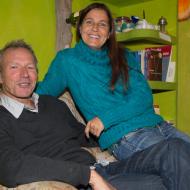 Heidrun Edelsbacher und Keith Johnston sind selbst Künstler und gründeten vor einem Jahr die Artbox in Saalfelden.
