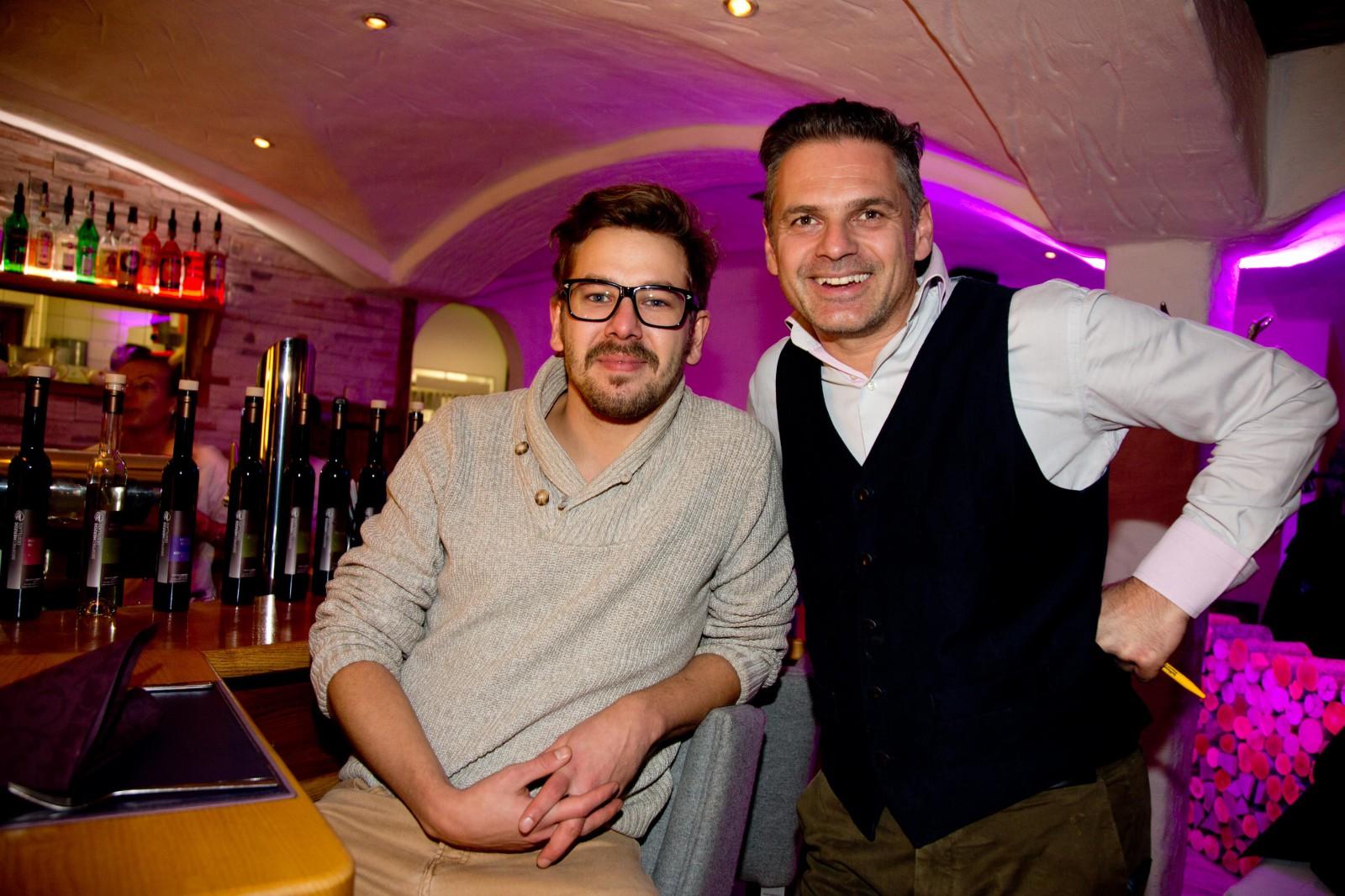 Lemo und Andreas Hutz
