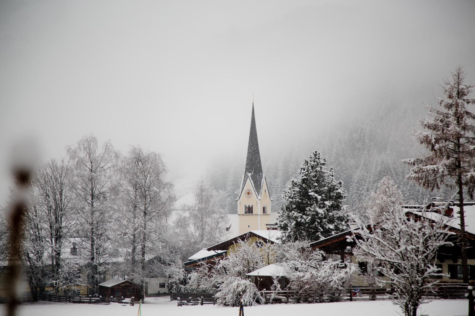 Wagrain im Winter