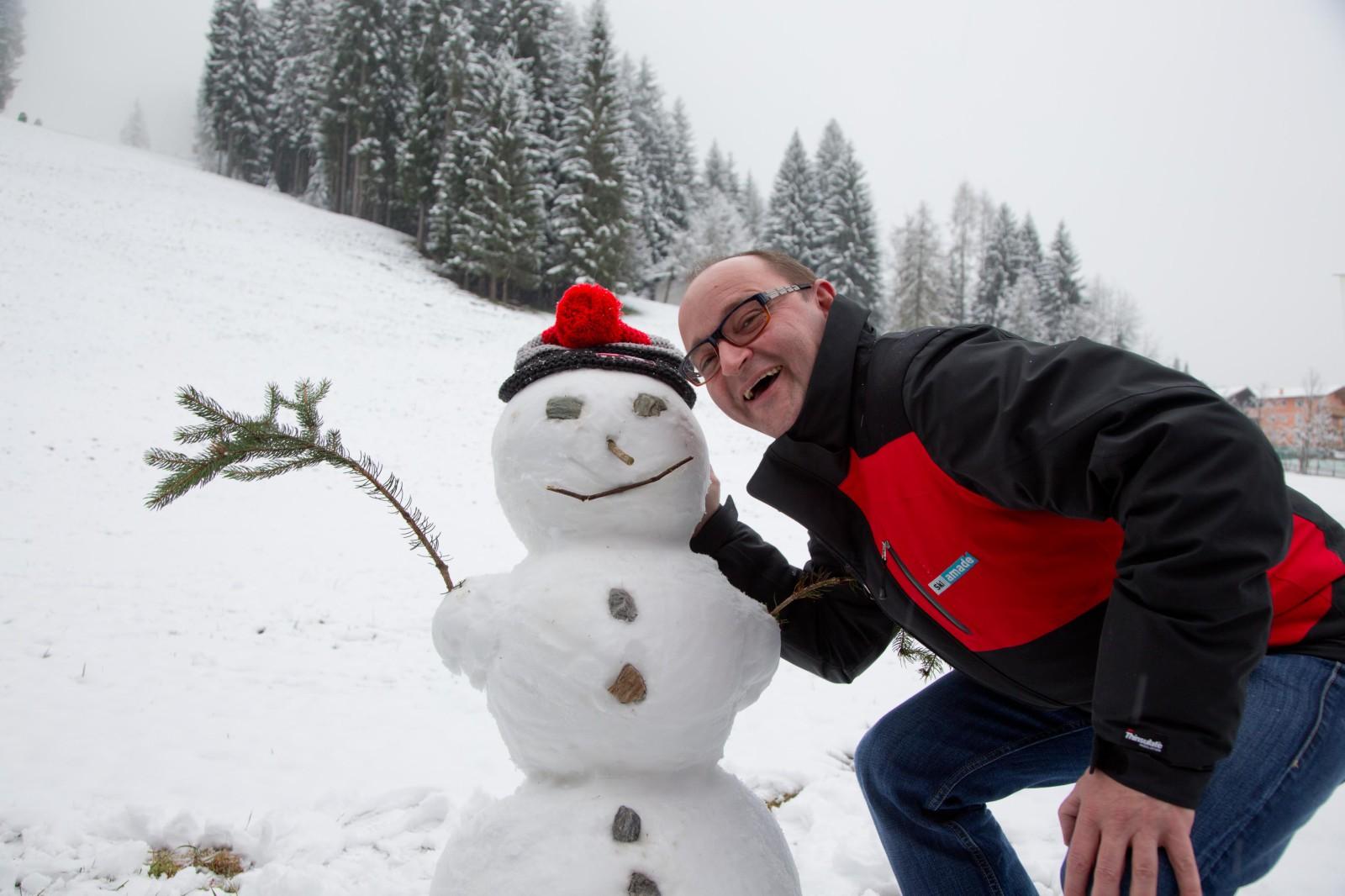 Bergbahnen Vorstand Christoph Baumann