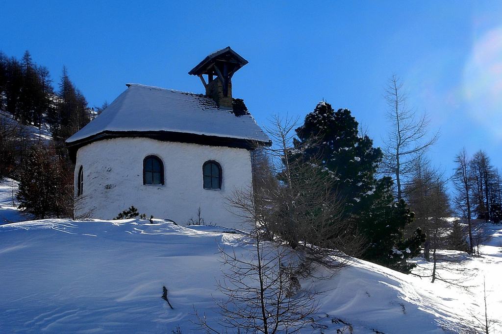 Die kapelle in der Karneralm © Lois Eßl