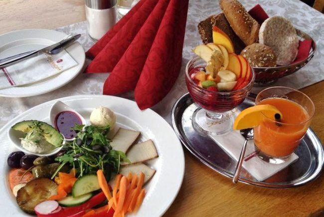 Schlosscafe Mattsee