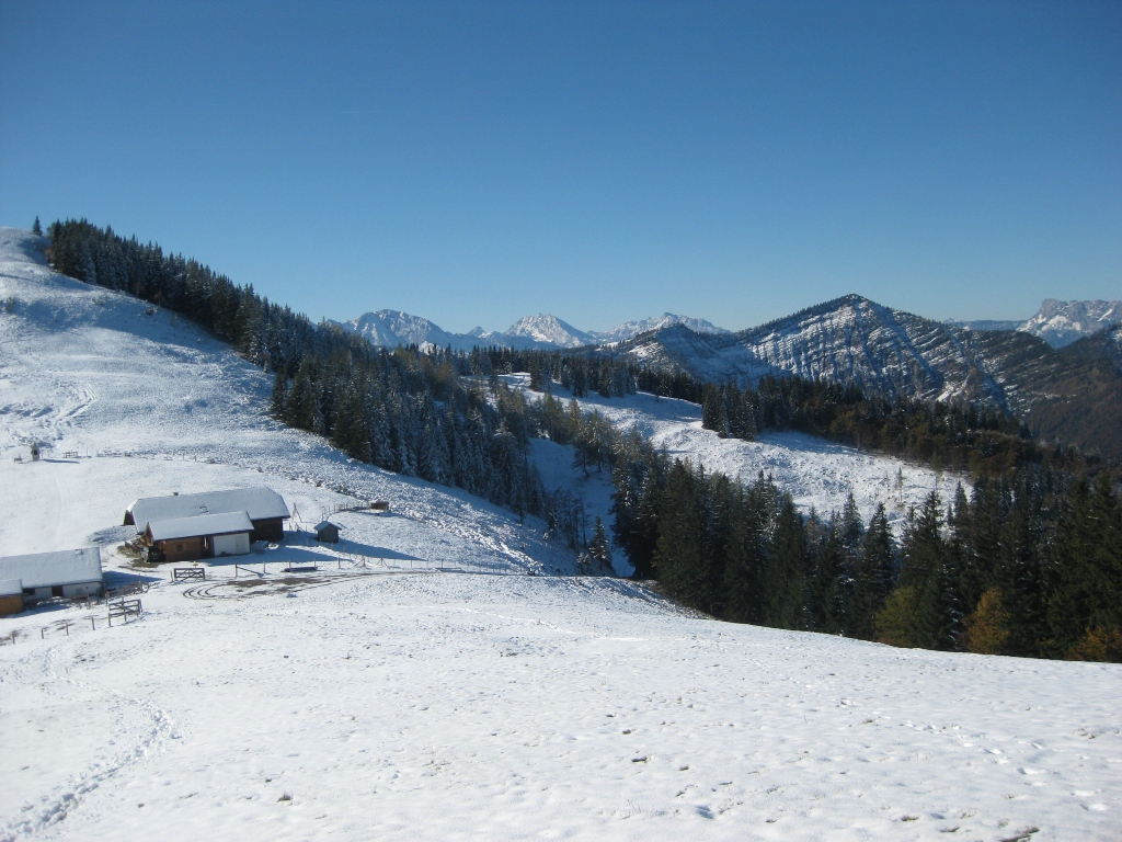 Beliebter Winterberg