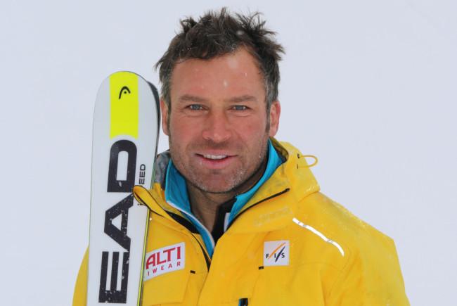 FIS Renndirektor Hannes Trinkl