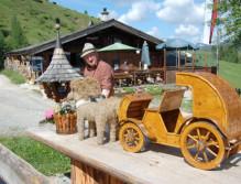 Retteneckhütte, Postalm