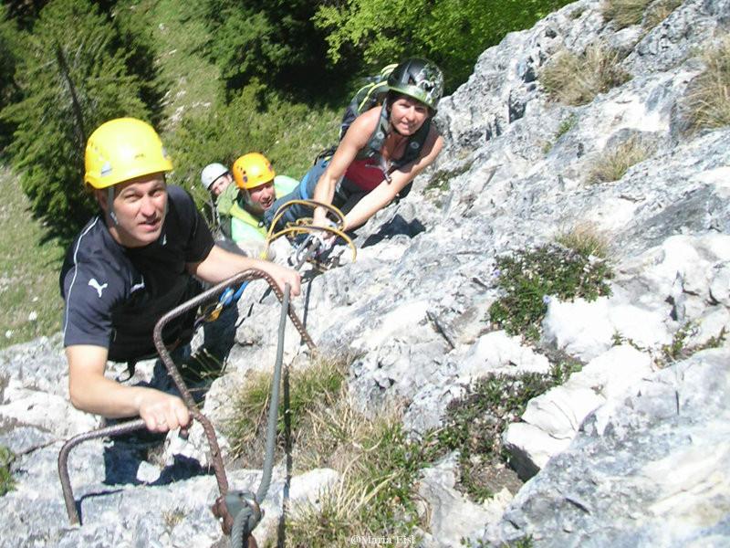 Kletterparadies für Könner