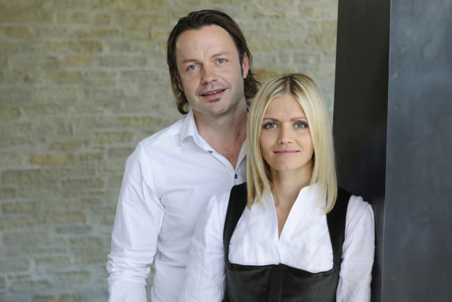 Sepp und Martina Kröll.