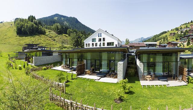 Designhotel wiesergut in hinterglemm salzburgerland magazin for Designhotel in den bergen