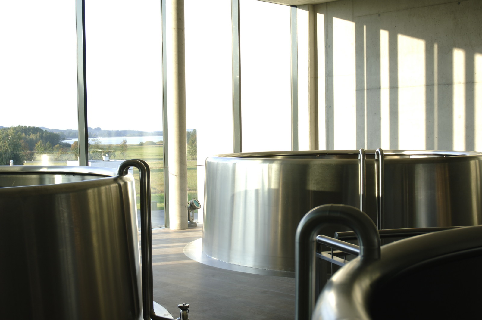 Die Panorama Brauerei in Obertrum. Handwerkskunst inmintten der Natur seit acht Generationen
