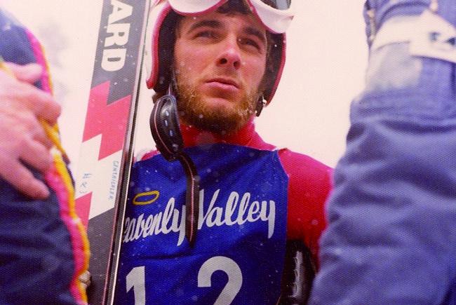 Im kalifornischen Heavenly Valley ging der sportliche Stern von Bartl Gensbichler auf.