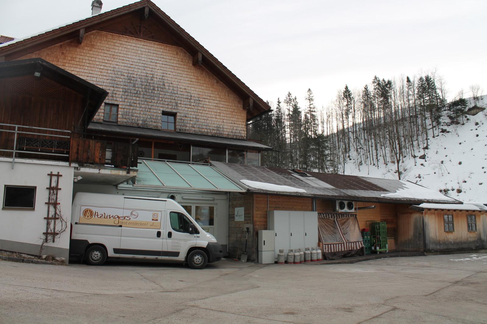 Biobäckerei in Faistenau