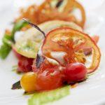 Raffiniertes Gemüsegericht - Hotel Sonnhof