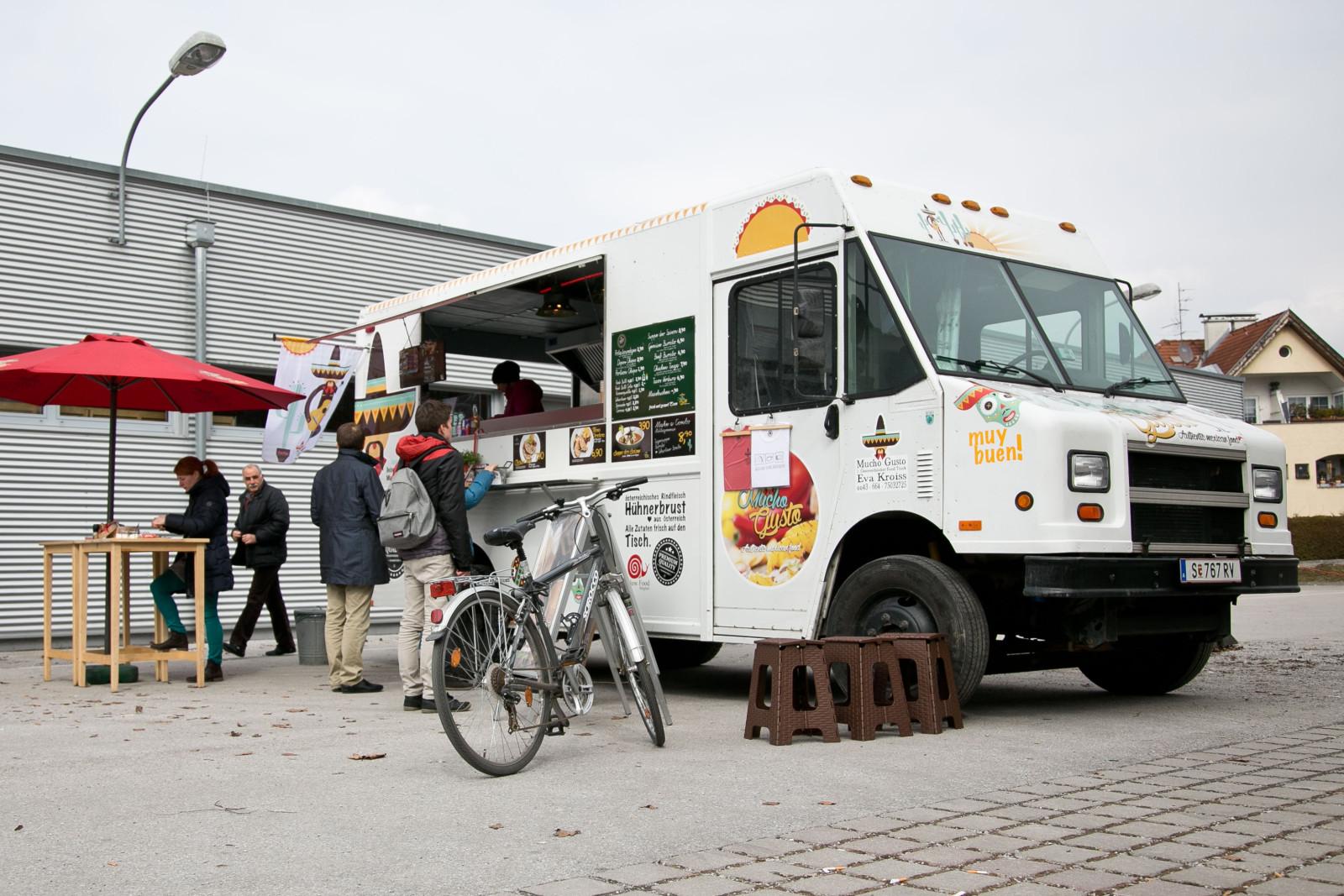 Food Truck Aglassingerstrasse