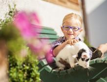 Was wäre ein Bauernhof ohne Katze