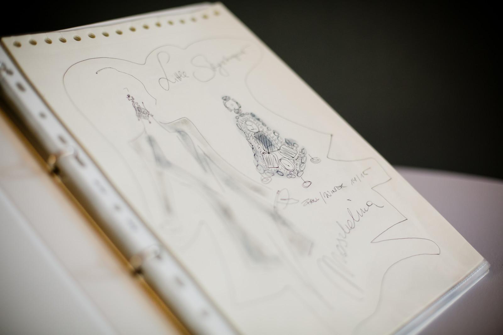 Jedes Schmuckstück wird von Maschalina gezeichnet