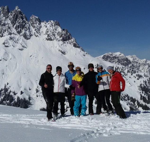 Skitour Hochkeil 4