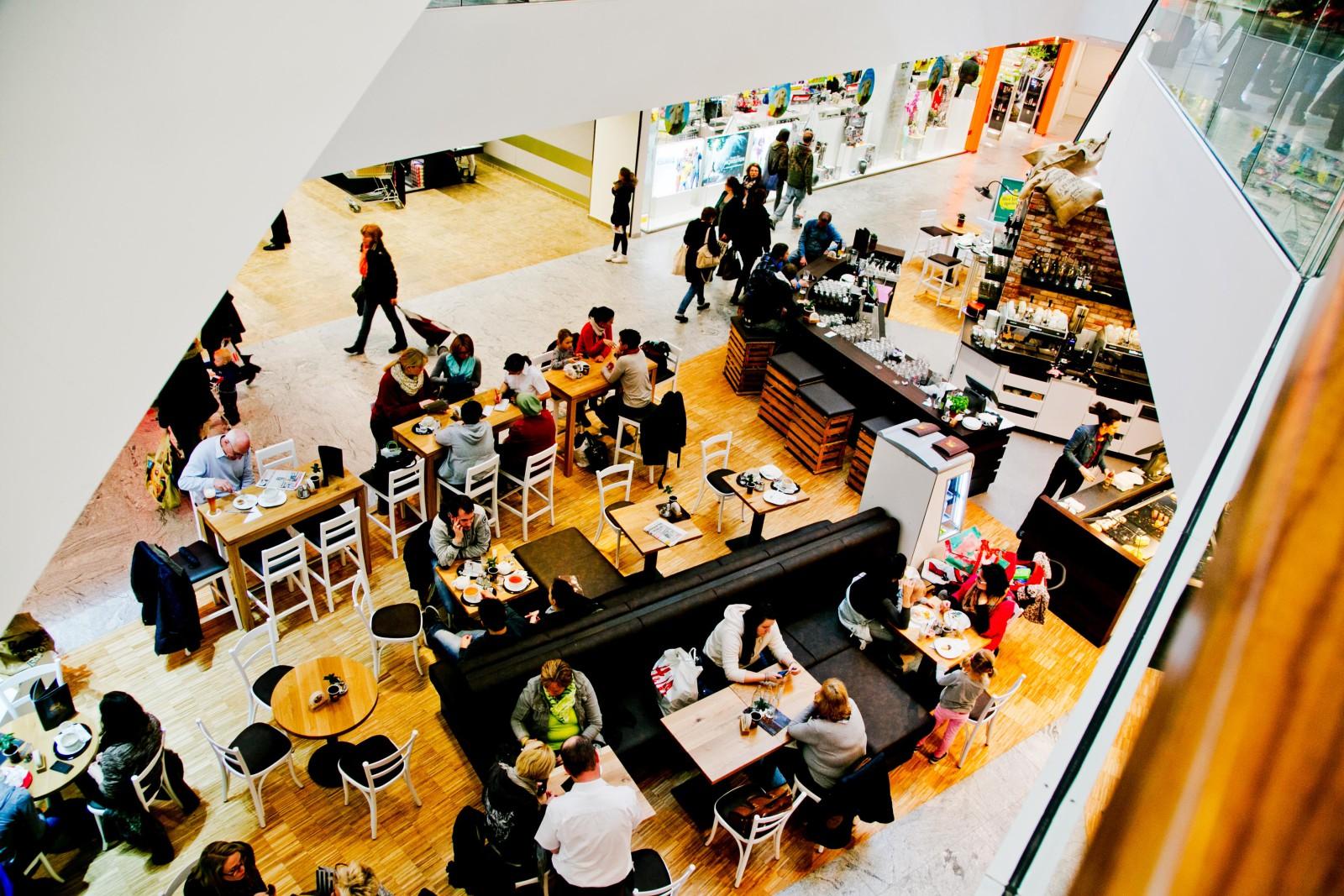 Shopping Arena Salzburg Süd