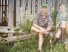 Viktoria und Michael Obinger leben ihren Traum der nachhaltigen, hochqualitativen Rinderzucht ©Prime Beef