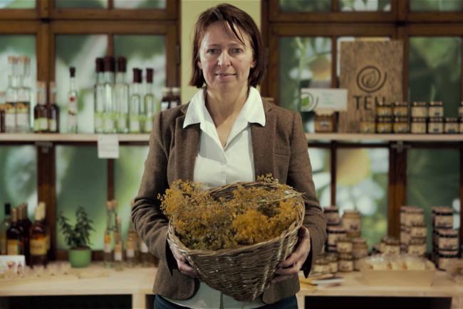 Karin Buchhart vom TEH