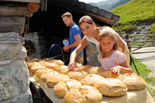 Selbst Brotbacken