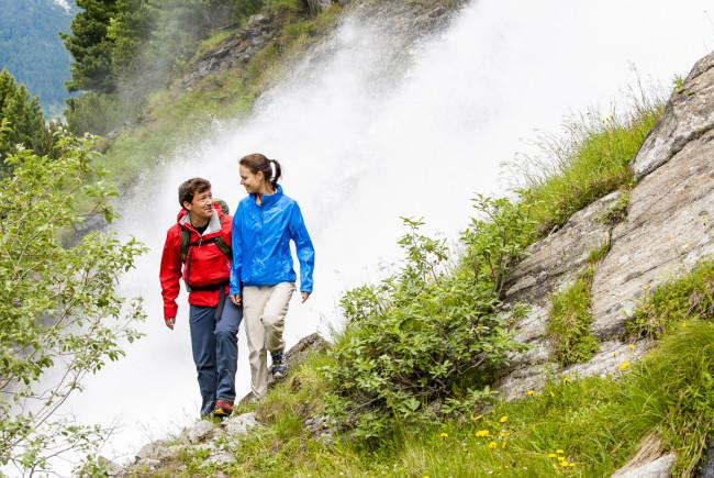 Wandern durch die herrliche Natur unseres Landes - Herz was willst du mehr? ©Naturfreunde Salzburg