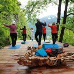 Yogaplattform Gastein