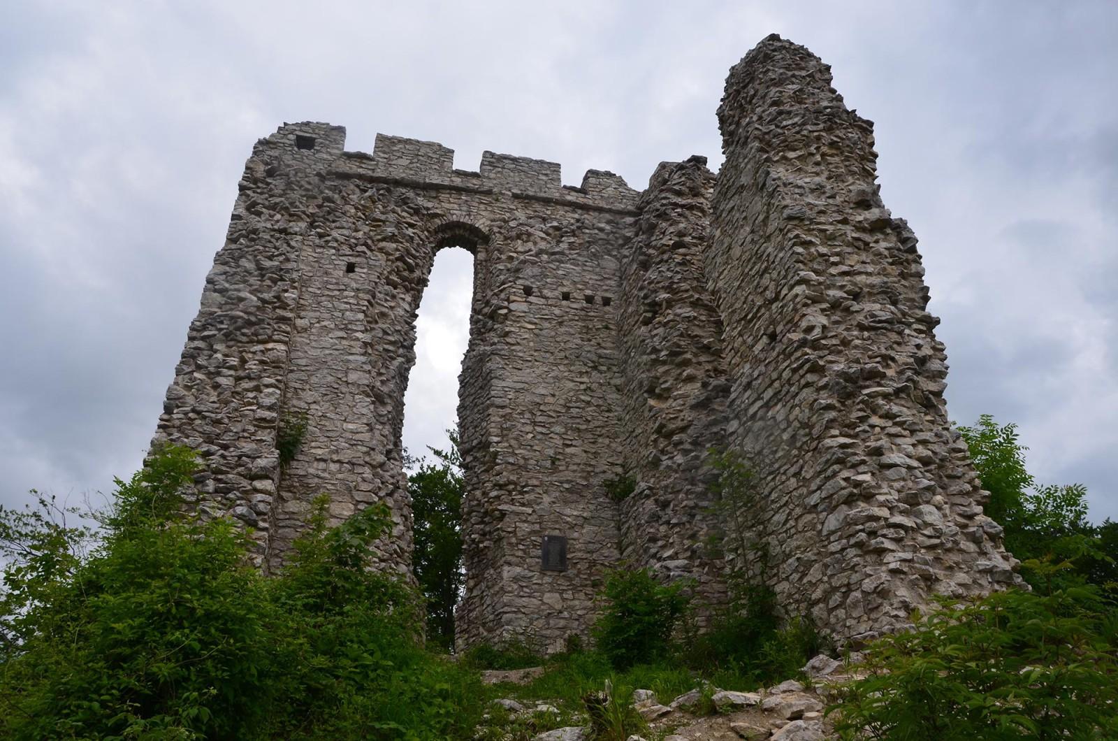 Im 16. Jahrhundert lebte ein Wildhüter auf der Ruine Thürndl.