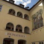 Das Heimathaus in Grödig - Heimat des Radiomuseums