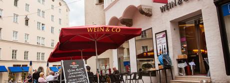 Wein & Co am Platzl