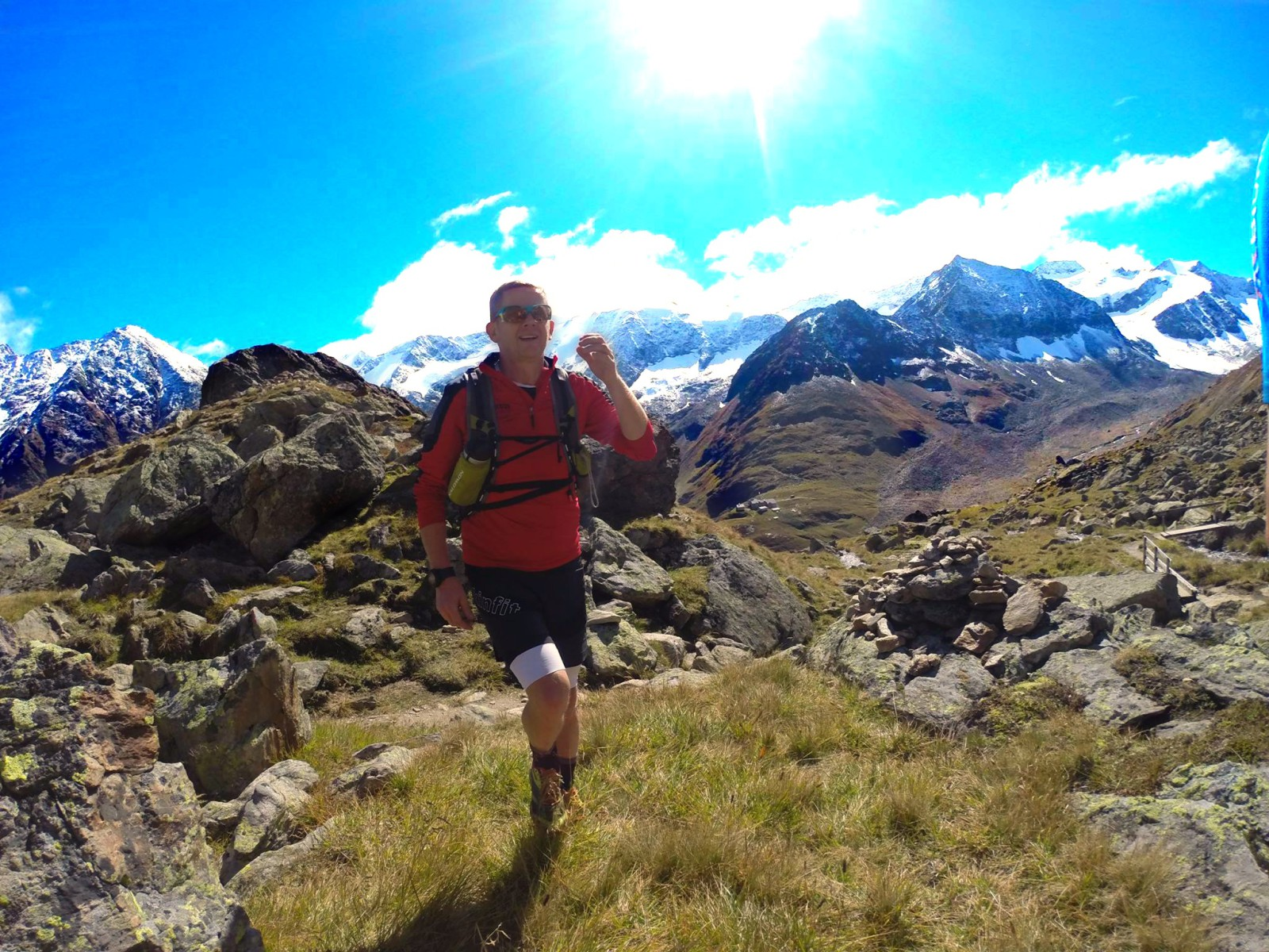 Von Fredl Zitzenbacher stammen die Trailrunning-Vorschläge aus dem Pongau. Seit 25 Jahren ist er leidenschaftlicher Laufsportler mit mittlerweile über 40 (Ultra-) Marathons am