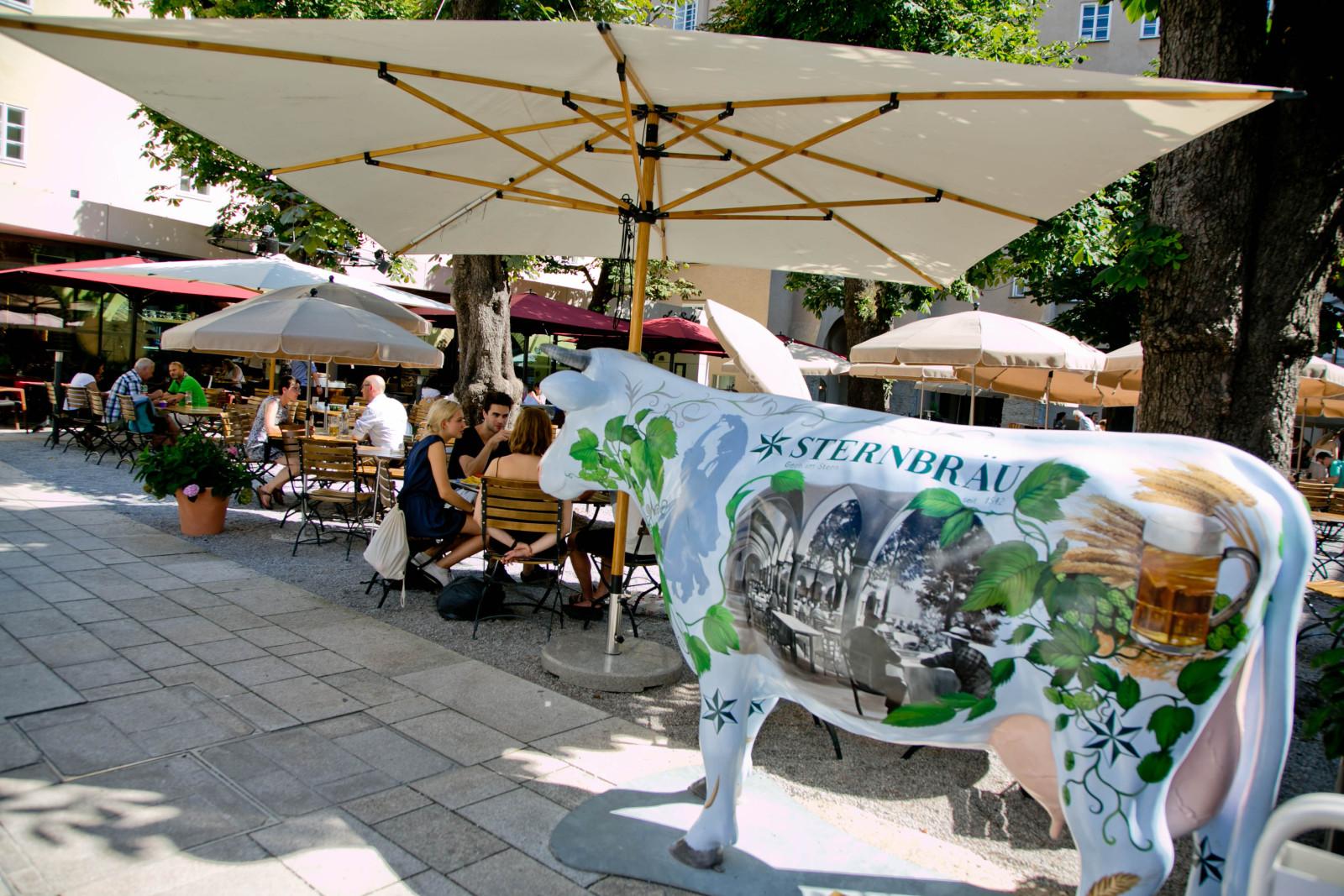 Sternbräu, Am Gries, Griesgasse, Salzburg,  (c)wildbild
