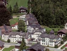 Lurhotel-Luftaufnahme