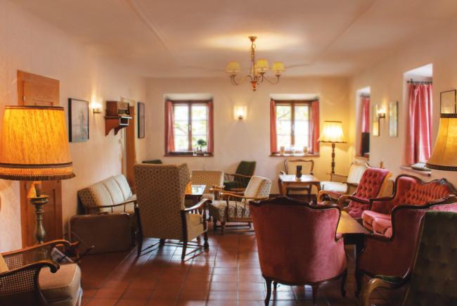 Das KAFF.ee wohnZimma in Piesendorf lädt ein zum Ausspannen.