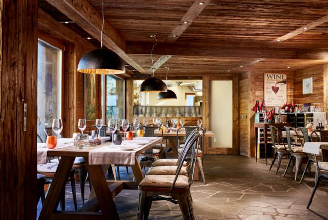 Das neue Restaurant ,Seppi's' .