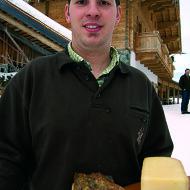 Christoph Hasenauer verrät drei leckere Hütten-Rezepte.