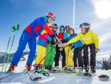 Skikurs Spaß 2013