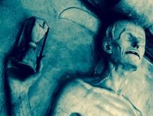'Der Tod im Triumph über die Stände', Friedhof St. Sebastian