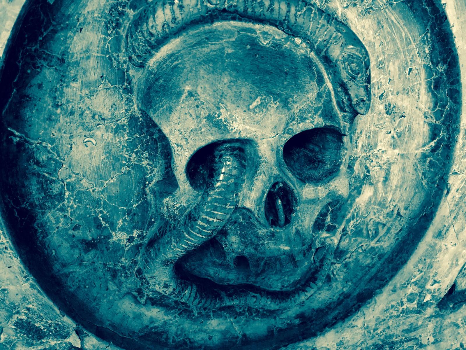 Der Tod und die Vergänglichkeit sind ständige Begleiter am Friedhof St. Sebastian