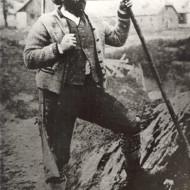 Rauriser Goldgräber und Skipionier Ignaz Rojacher 1880