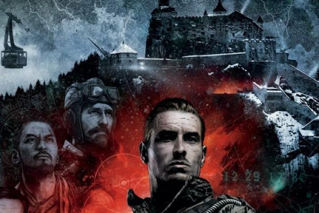 Zombies auf der Burg Hohenwerfen