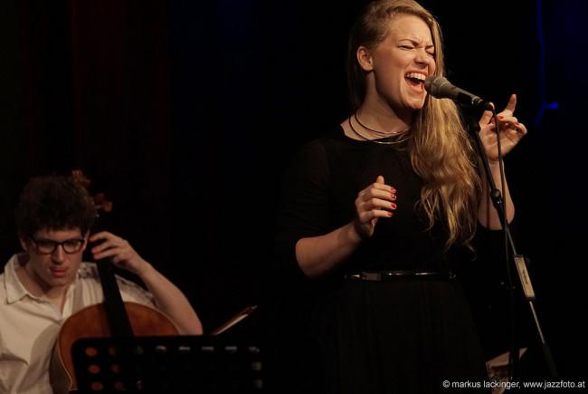 Junge Musiker, die alles geben: Die findet man im Jazzit. © Markus Lackinger
