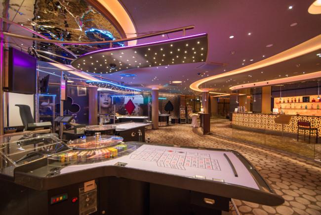 Innenaufnahme Casino Zell am See