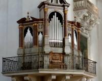Orgel im barocken Stil