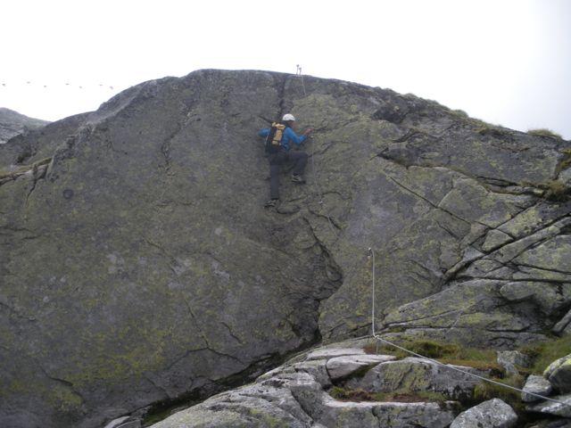 Klettersteig Für Anfänger : Kletterhit für könner der postalm klettersteig u a