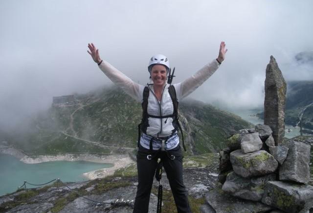 Klettersteig Für Anfänger : Klettersteige für anfänger in den alpen bergwelten